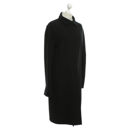 Louis Vuitton Coat in black
