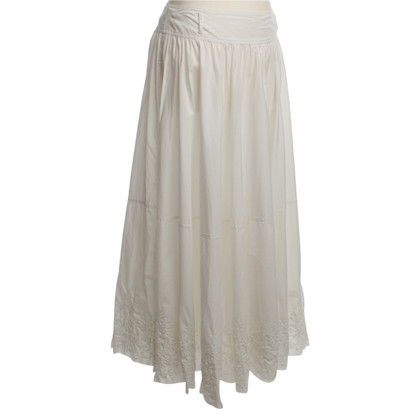 Pauw Long skirt in white