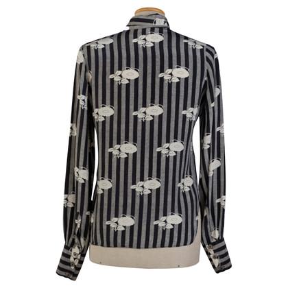 Chloé Button blouse
