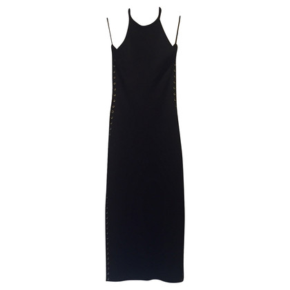 Balmain Nero halter dress