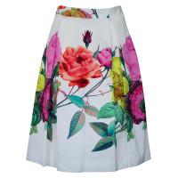 Other Designer P.a.r.o.s.h. - floral skirt