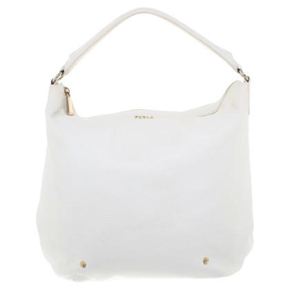 Furla Shoulder bag in cream