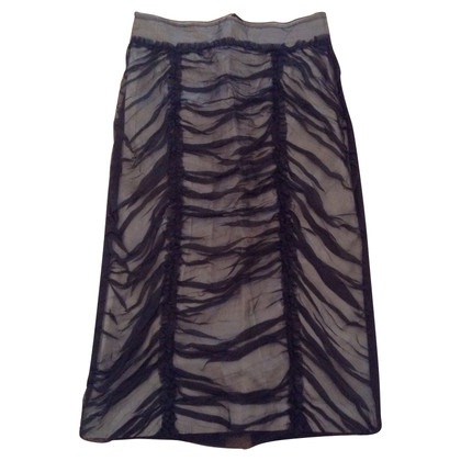 D&G Elegant Skirt high weist
