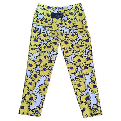Piu & Piu 7/8-length trousers