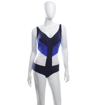 La Perla Swimsuit in blue