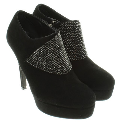 Konstantin Starke Ankle boots in black