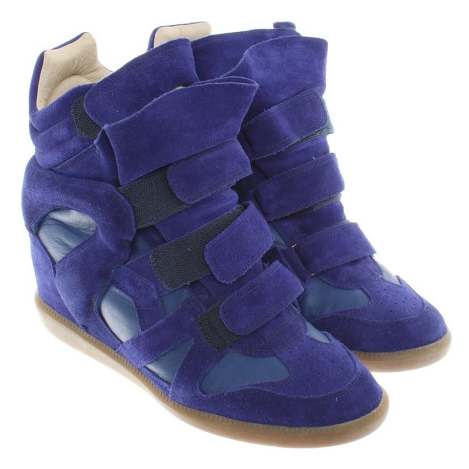 isabel marant sneaker mit absatz second hand isabel marant sneaker mit absatz gebraucht kaufen