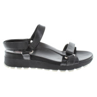 Prada Sandals in black