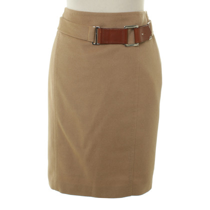 Max Mara Pencil skirt in camel
