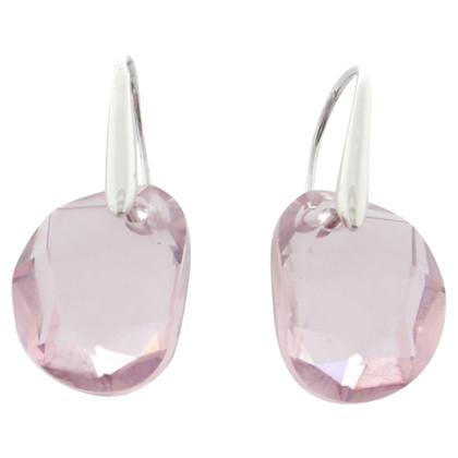 Swarovski Stone Earrings