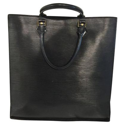 "Louis Vuitton ""Sac Plat Epi Leather"""