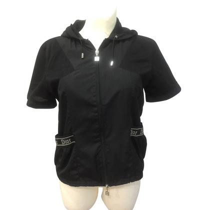 Christian Dior Blouse in black