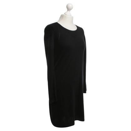 See by Chloé vestito maglia in nero