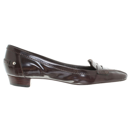 Céline Loafer in Braun