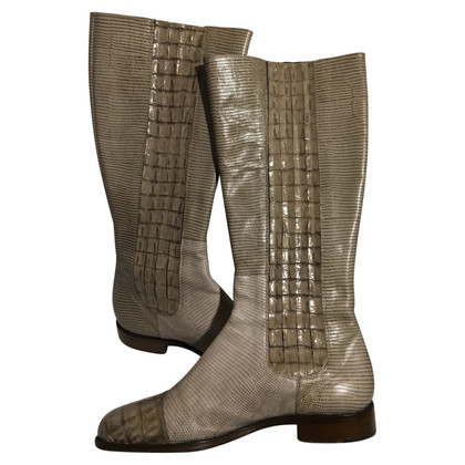 Hugo Boss Boots in beige