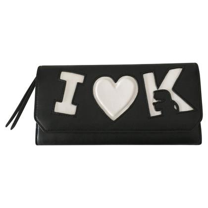 Karl Lagerfeld Brieftasche