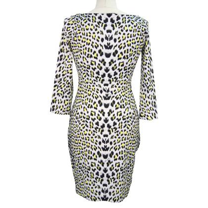 Just Cavalli Kleid mit Tierprint