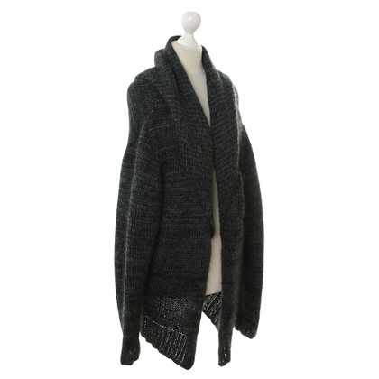 Lala Berlin Cardigan in black/green