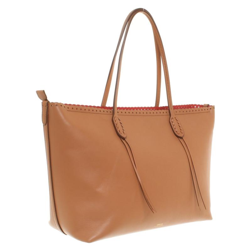 5c9c1ab342 ... womens dorset shopper bag tea rose image 1 48104 fe465 50% off polo  ralph lauren shopper in brown 69b88 7905a ...