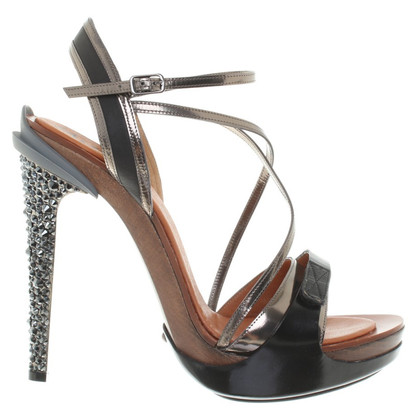 Lanvin High Heels patent leather