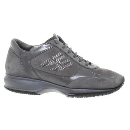 Hogan Sneakers in grigio
