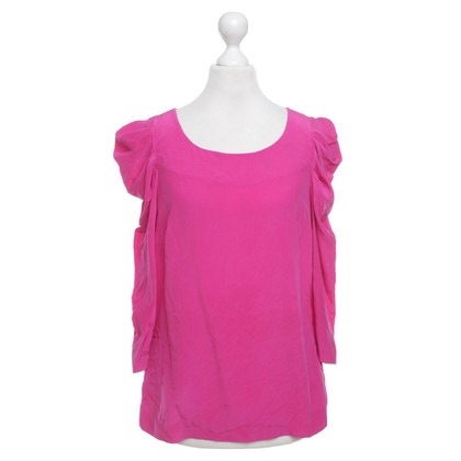 Reiss Bluse in Pink