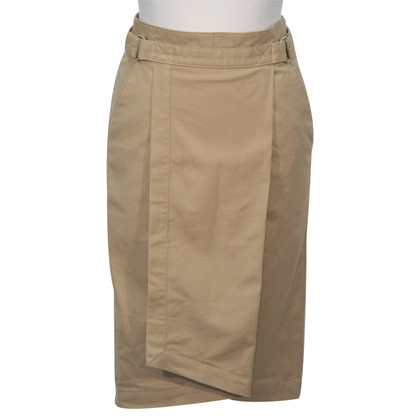 Reiss skirt beige