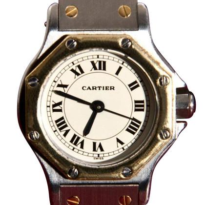 """Cartier """"Santos Ronde Gold"""""""