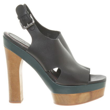 Marni for H&M Sandals with a wooden heel