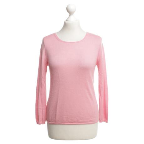 Prada Pullover aus Kaschmir Rosa / Pink