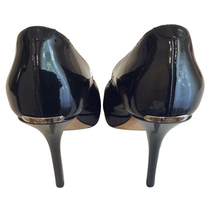Christian Dior Peeptoes made of patent leather