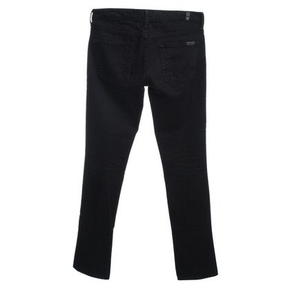 7 For All Mankind Jeans in black
