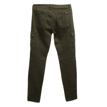 7 For All Mankind Jeans a Olive