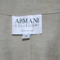 Armani Collezioni Blazer aus Leinen/Seide