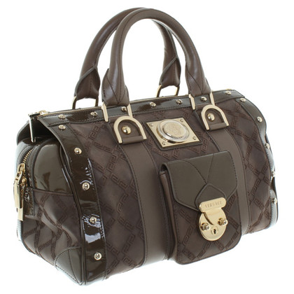Gianni Versace Handbag in taupe