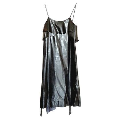 Sonia Rykiel Asymmetric Black Dress