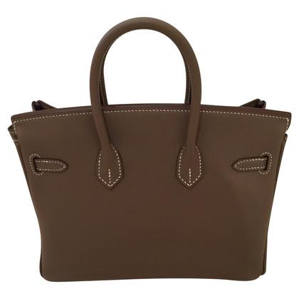 "Hermès ""Mini Birkin Bag 25' snelle leather"