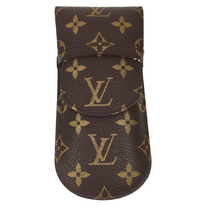 Louis Vuitton Occhiali Caso Rabat Monogram Canvas