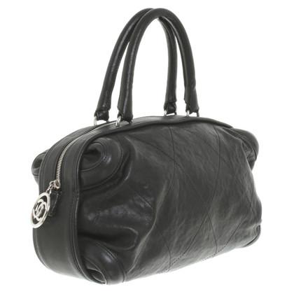 Chanel Handtasche mit Ziernähten