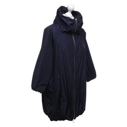 Moncler Rain jacket in dark blue
