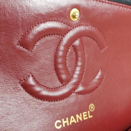 Chanel Flap Bag in Schwarz Schwarz Outlet Factory Outlet Günstig Kauft Niedrigen Versand OkpsCx
