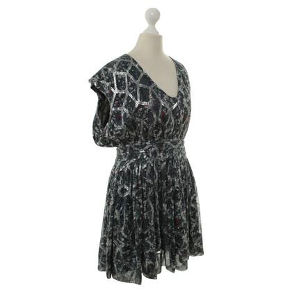 Iro Pattern dress