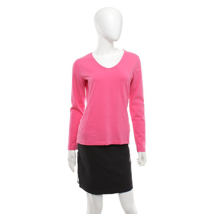 Escada top in pink