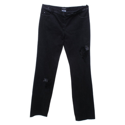 Chanel Jeans in look distrutto