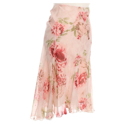 Blumarine skirt made of silk