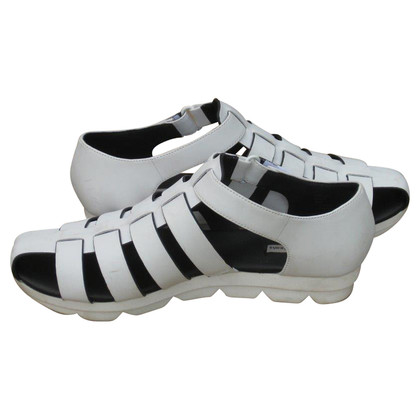Calvin Klein Sneakers mit Cut-Outs