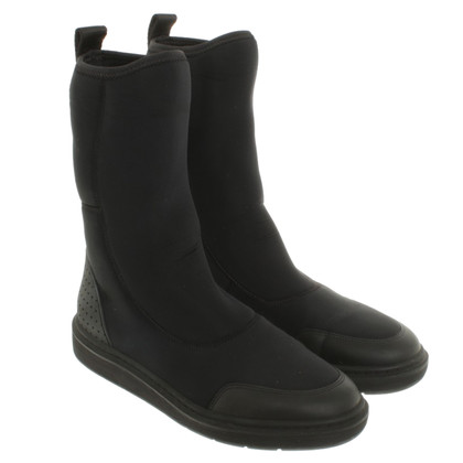 H&M (designers collection for H&M) Alexander Wang X H & M - Bottes en néoprène