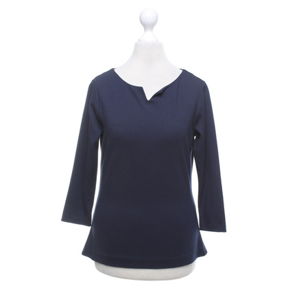Hugo Boss top in dark blue