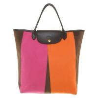Longchamp Tote Bag in tricolor