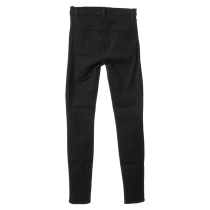 J Brand Skinny-jeans grigio scuro